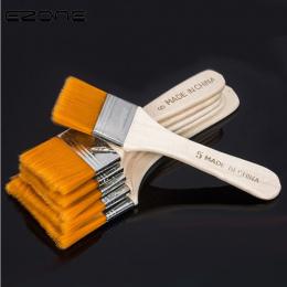 EZONE Nylon Hair Brush Malarstwo Olej Akwarela Wody Proszku Propylenowy Akrylowe Differeent Rozmiar Pędzle Szkoła Dostaw Sztuki