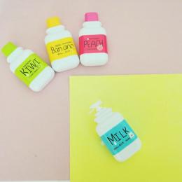 Słodkie Mleko Taśmy Korekcyjnej Kawaii Korektor Do Szkoły 5mm * 6 m Piśmiennicze Szkoła Dostaw Papeleria Dostaw