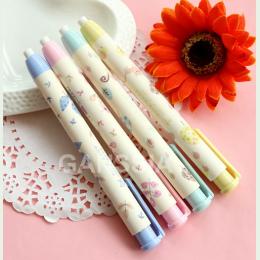 1 pc Nowością Pen Shaped guma Earsers Szkoła piśmienne Gumka akcesoria Biurowe Dzieci uczących materiały (ss-1259)