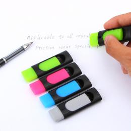 4 sztuk/partia Tusz Gumka Tarcia Wymazywalnej Długopis 50mm * 20mm Guma Gumka Kreatywny Papeterii Dla Dzieci Prezent Szkolne dos