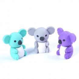 1 sztuk piękny koala modelowania gumka Kawaii biurowe szkoła biuro korekcja zaopatrzenie dziecka zabawki prezenty