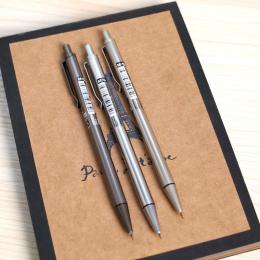 0.5/0.7mm Żelaza Metalowe Ołówek Kreatywne Naciśnij Automatyczne Pióra Do Pisania Rysunek materiały Biurowe Szkoły Dostaw