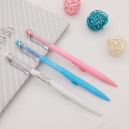 Kawaii Diament Ołówek Mechaniczny Śliczne Plastikowe Kolorowe Automatyczne Ołówki Dla Dzieci Prezent koreański biurowe Dostaw Sz