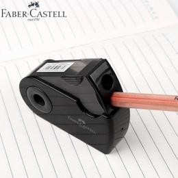 JIANWU FABER-CASTELL push pull podwójne temperówka Jeden otwór podwójny otwór wielofunkcyjny biurowych