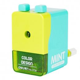 1 sztuk Instrukcja Kolorowe Ołówek Temperówka Mechaniczne Trwałe Temperówka Kreatywny Studenci Papiernicze Szkolne