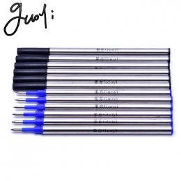 Guoyi Q13 Gel Pen Refill 10 sztuk/partia Biurowe i Szkolne Długopisy, Ołówki i Pisanie Ogrodnicze papiernicze Pisanie akcesoria