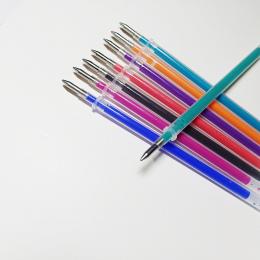 0.5mm Wymazywalnej Długopis Długopis Żelowy Refill 8 Kolorów Atramentu Do Wyboru Długopis Wkłady Magic Pen Szkoła Papiernicze