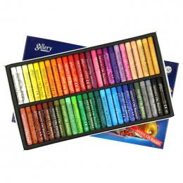 48 kolory Okrągły Kształt Oleju Pastelowe dla Artysty Uczeń Graffiti Malowanie Rysowanie Pen Szkoła Papiernicze Dostaw Sztuki Mi