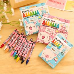 8/12/24/48 Kolorów Kredka pastel art pen Drawing malowanie Graffiti Pen Dla Dzieci Szkoła Biurowe przybory Papiernicze Prezenty