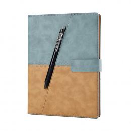 Rysunek Pisanie Skóra Spirali A5 Notebook Smart Wielokrotnego Użytku Wymazywalnej Dz Notatnik Elfinbook X Szkoła Biuro Dostawy P