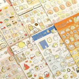Nowy 1 Sztuk/paczka Rogu Creature Ver 3 Planowanie Kawaii Scrapbooking Naklejki/Etykiety dekoracje/Korea Piśmienne kreskówki/san