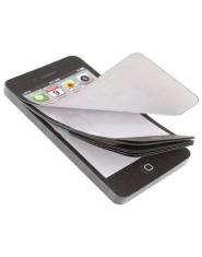 New Arrival Post It Uwaga Memo Pad Papieru W Kształcie Telefonu komórkowego Prezent Biurowy Drop Shipping
