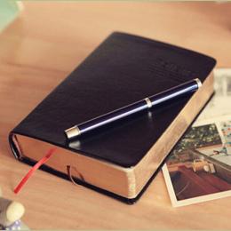 Zakka rocznika Gruby Papier Notebooka Pamiętnik Notatnik Skóra Biblia Książki Czasopisma Agenda Planner Szkolne materiały Biurow