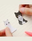3D Kawaii Cat Dog Box Naklejki Cute Cartoon Koreański Piśmienne Lepki Notatki Biuro Szkolne Post It Memo Pad Scrapbooking