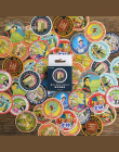 40 sztuk/zestaw Kolorowe Nastrój Memo Pad Pamiętnik Naklejki Opakowanie Post It Kawaii Planner Scrapbooking Papeterii Escolar Sz