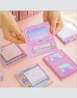 1X Kawaii gra Komputerowa maszyna kształt Karteczki Post Memo Pad Szkolne Planner Naklejki Papieru Zakładki Papiernicze
