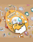 60 sztuk/paczka Sanrio Gudetama Leniwy Jaj Uszczelnienie Naklejki Diary Naklejki Etykiety Paczka Użytkowa Scrapbooking Diy Nakle