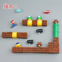 Magnesy na lodówkę Super Mario Bros dla Dzieci Zabawki