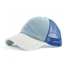 2019 nowy brokat kucyk czapki z daszkiem cekiny błyszczące wysokiej jakości moda damska Messy Bun regulowana bejsbolówka Hip Hop