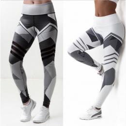 Wysoka Talia Legginsy Kobiety Sexy Hip Push Up Spodnie Legging Jegging Gothic Legginsy Jeggings Legins 2017 Jesień Lato Moda