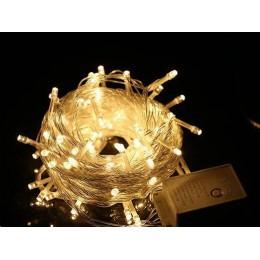 Nowy 1 sztuk dekoracje na boże narodzenie dla światła do domu 3 m 30 światła drutu miedzianego ślub boże narodzenie ozdoby choin