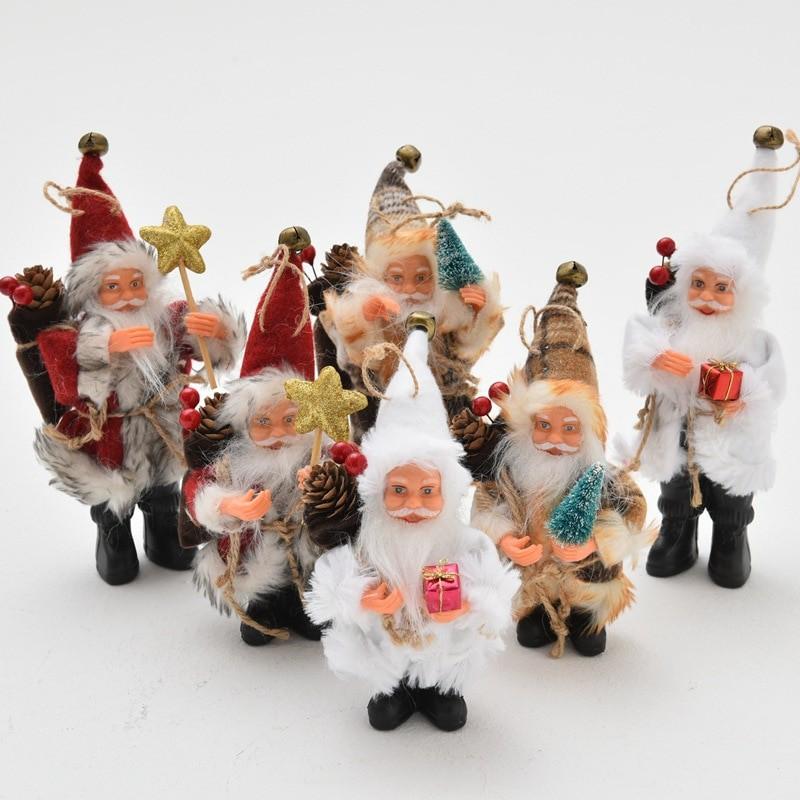 Boże narodzenie bransoletka ze stopów świąteczne dekoracje do domu święty mikołaj boże narodzenie ozdoby Navidad 2019 boże narod