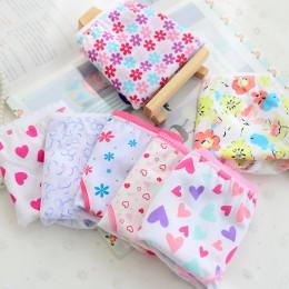 6 sztuk/paczka 2019 moda nowe dziecko bielizna dla dziewcząt bawełniane majtki dla dziewczynek dzieci krótkie majtki dzieci kale