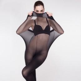 Dropshipping Super elastyczne magiczne pończochy kobiet nylonowe rajstopy Sexy rajstopy nogi anty hak jedwabna pończocha majtki
