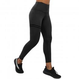 NORMOV odzież sportowa wysoka talia fitness legginsy spodnie damskie moda Patchwork trening Legging Stretch Slim odzież sportowa