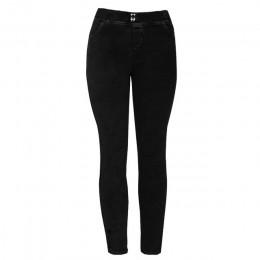 ATHVOTAR kobiety mama dżinsy wysokiej elastyczna plus rozmiar Jeansy ze streczem dla kobiet myte denim Jeans skinny ołówek spodn