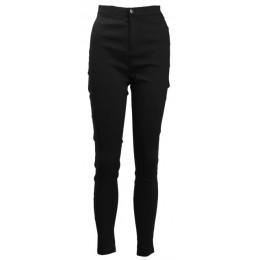 Gorąca sprzedaż kobiet Denim Skinny Jeggings spodnie wysokiej talii Jeansy ze streczem Slim spodnie damskie obcisłe