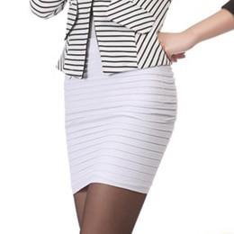 Sam znajdź najtańsze loty, albo darmowa wysyłka nowy mody 2019 lato kobiety spódnica wysoka talia cukierki kolor Plus rozmiar el
