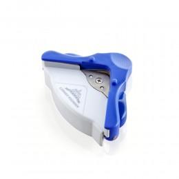 R5 DIY Mini do zaokrąglania rogów 5mm papier kartonowy dziurkacz do robótek koło wzór narzędzie do cięcia zdjęć papiernicze ręcz