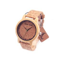BOBO ptak zegarki bambusa para zegary analogowe wyświetlacz materiał bambusowy ręcznie zegarki drewniany zegarek mężczyzn wykona