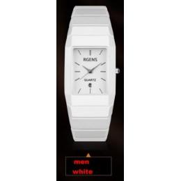 Luksusowe ceramiczne kwadratowe zegarki dla kobiet mężczyzna para zegary czarny mężczyzna kobiet kwarcowe zegarki na rękę wodood