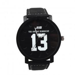 Moda zegarki dla par 13 14 popularne Casual kobiety mężczyźni zegarek kwarcowy kochanka zegar na prezent chłopcy dziewczyny zega