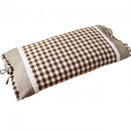 Myte bawełna gryki poduszka koreański tkaniny gryczana powłoki wypełnione poduszka do spania akcesoria tekstylia domowe