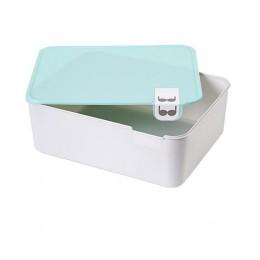 Pojemnik do przechowywania bielizny z tworzywa sztucznego z pojemnikiem na ubrania organizator z pokrowcem na skarpetki do bieli