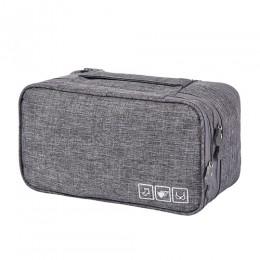 Biustonosz bielizna szuflady organizery woreczki podróżne przegródki pudełko torba skarpetki figi tkanina Case odzież wyposażeni