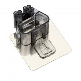 Łazienka uchwyt do montażu na ścianie Mop uchwyt szczotka miotła wieszak stojak do przechowywania narzędzia kuchenne łazienka ss
