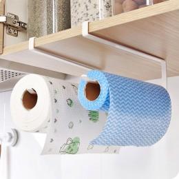 Wiszące papier toaletowy łazienkowy posiadacze wieszak na ręczniki wieszak na ręczniki żelaza rolki wieszaki stojak wieszak na r