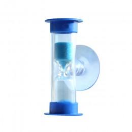 3Min Mini klepsydra prysznic zegar/szczotkowanie zębów zegar z przyssawką bezołowiowe czas klepsydra termometr zegar zegarki  Y
