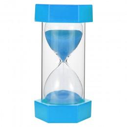 5/10/15/20/30 min klepsydra piasek z klepsydry zegar jaj minutnik dostarcza dzieciak gra na prezent LBShipping