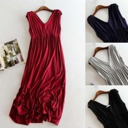 Odzież ciążowa Miękkie ubrania Sukienka dla Kobiet W Ciąży macierzyństwo sukienki Długie Sukienki Ciąży kobieca sukienka letnia