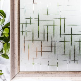 CottonColors folia dekoracyjna wodoodporna folia okienna dla okno prywatności naklejki samoprzylepne szkła domu mieszane kolor s