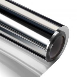 Lustro półprzepuszczalne folia okienna prywatności w ciągu dnia statyczne nie samoprzylepna z kontroli ciepła anty UV okno odcie