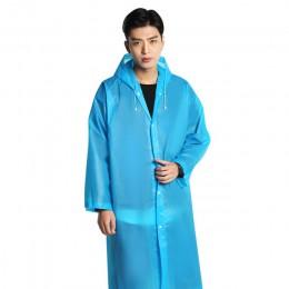 Kobiety płaszcz przeciwdeszczowy mężczyźni czarny deszcz ubrania obejmuje nieprzepuszczalna odzież przeciwdeszczowa Capa de chuv