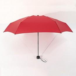 HOT 18 kolory miniaturowy Parasol kieszonkowy kobiety UV małe parasole Parasol dziewczyny anty-uv wodoodporne przenośne Ultralig