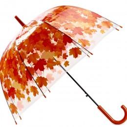 Yesello przezroczysty zagęścić pcv grzyby zielone liście deszcz jasny liść bańka parasol