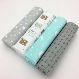 4 sztuk/partia newborn baby pościel prześcieradło ustawić 76x76 cm dla noworodka szopka pościel łóżeczko pościel 100% bawełna fl